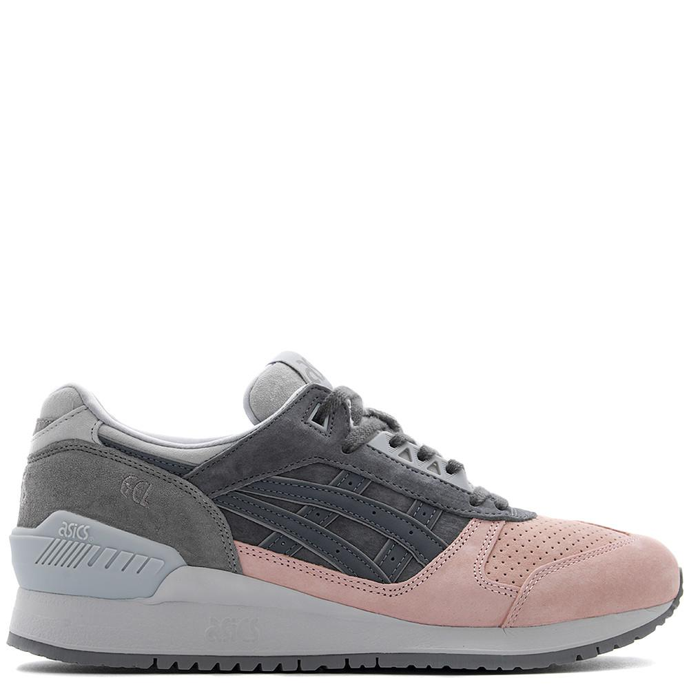 style code H720L9797. Asics Gel Respector / carbon