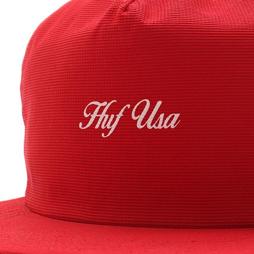 HUF USA SNAPBACK / RED - 3