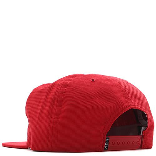 HUF USA SNAPBACK / RED - 4