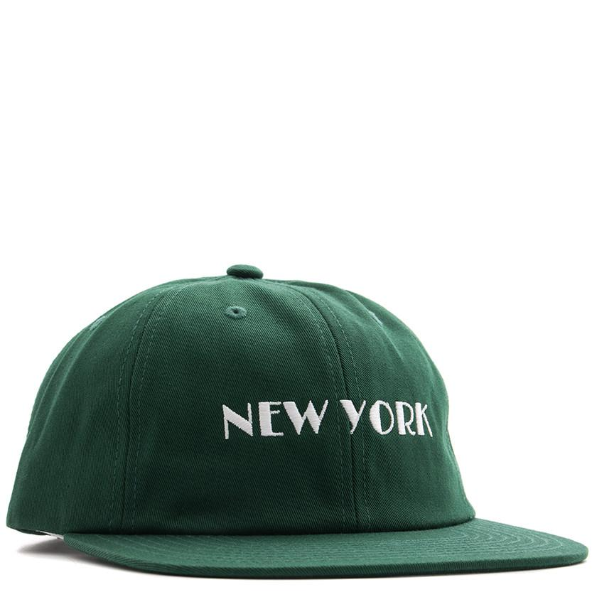 HUF CITIES 6 PANEL / DARK GREEN - 1