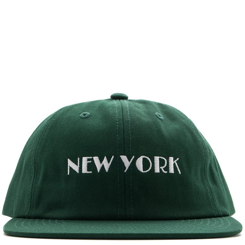 HUF CITIES 6 PANEL / DARK GREEN - 2