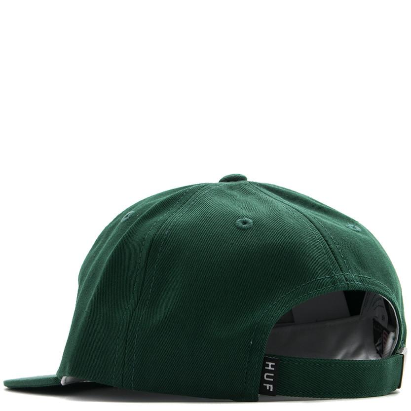 HUF CITIES 6 PANEL / DARK GREEN - 4