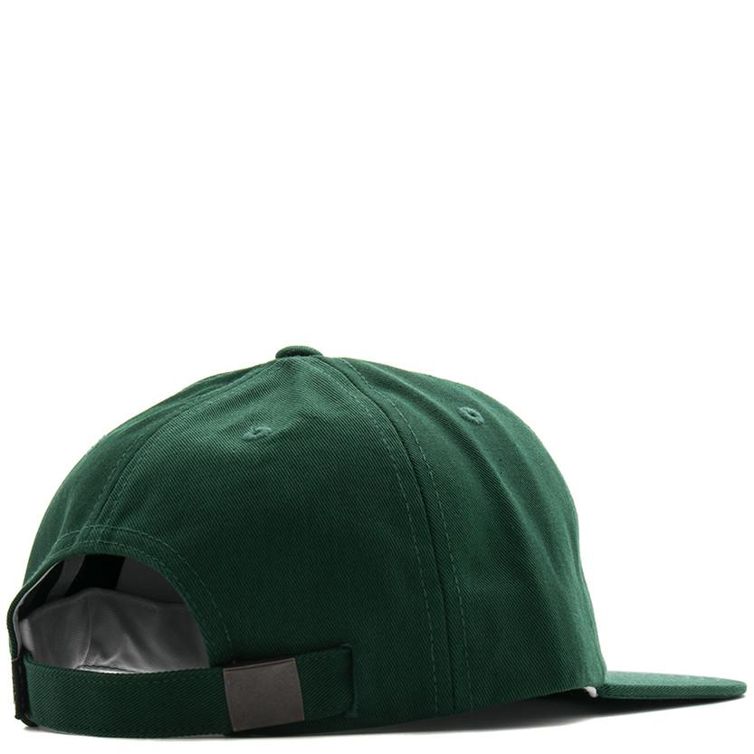 HUF CITIES 6 PANEL / DARK GREEN