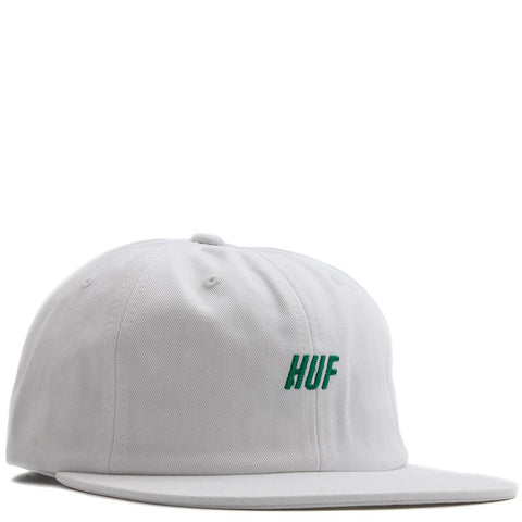 HUF SLANT 6 PANEL / WHITE
