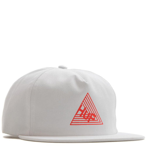 HUF DIMENSIONS SNAPBACK / WHITE