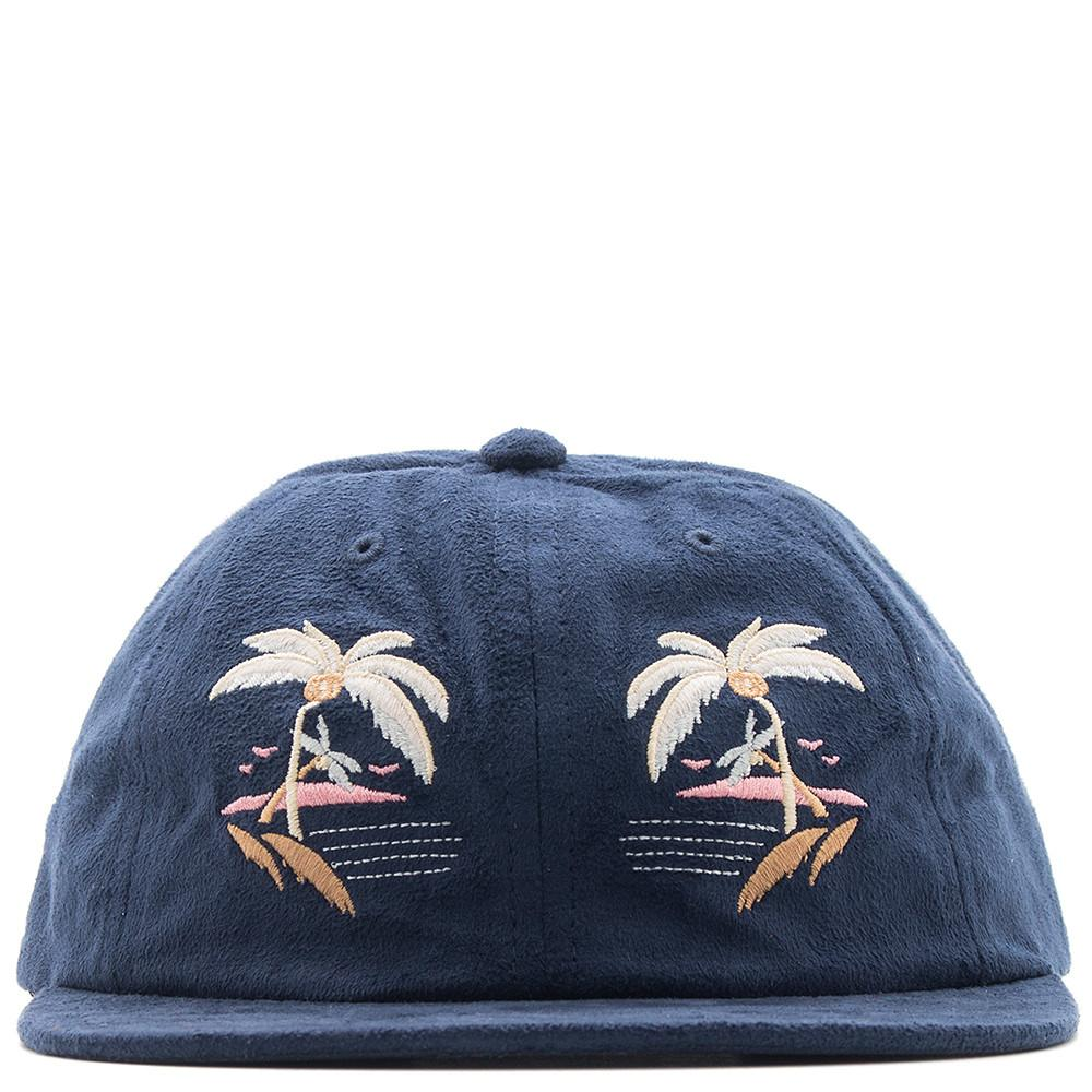 HUF SOUVENIR 6 PANEL / NAVY