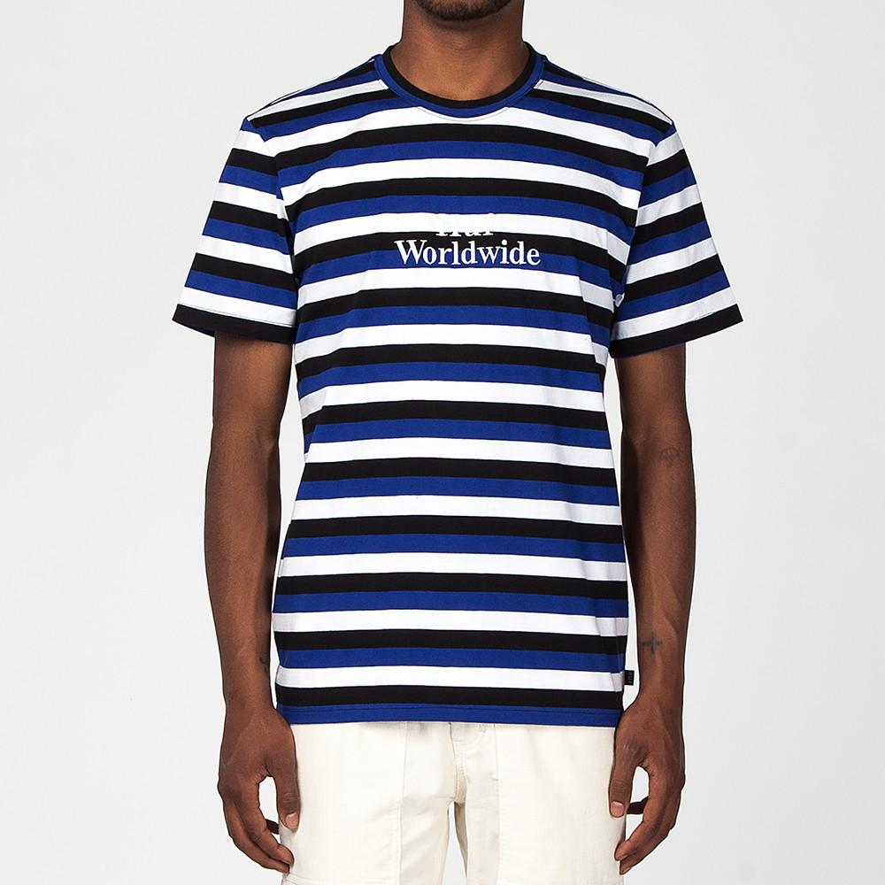HUF HAMPTONS SHIRT / ROYAL