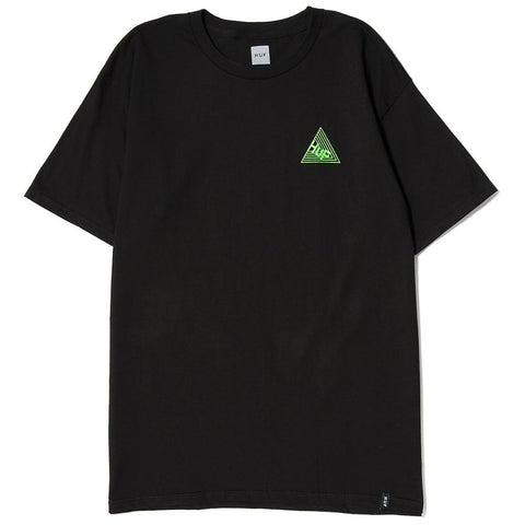 HUF DIMENSIONS T-SHIRT / BLACK
