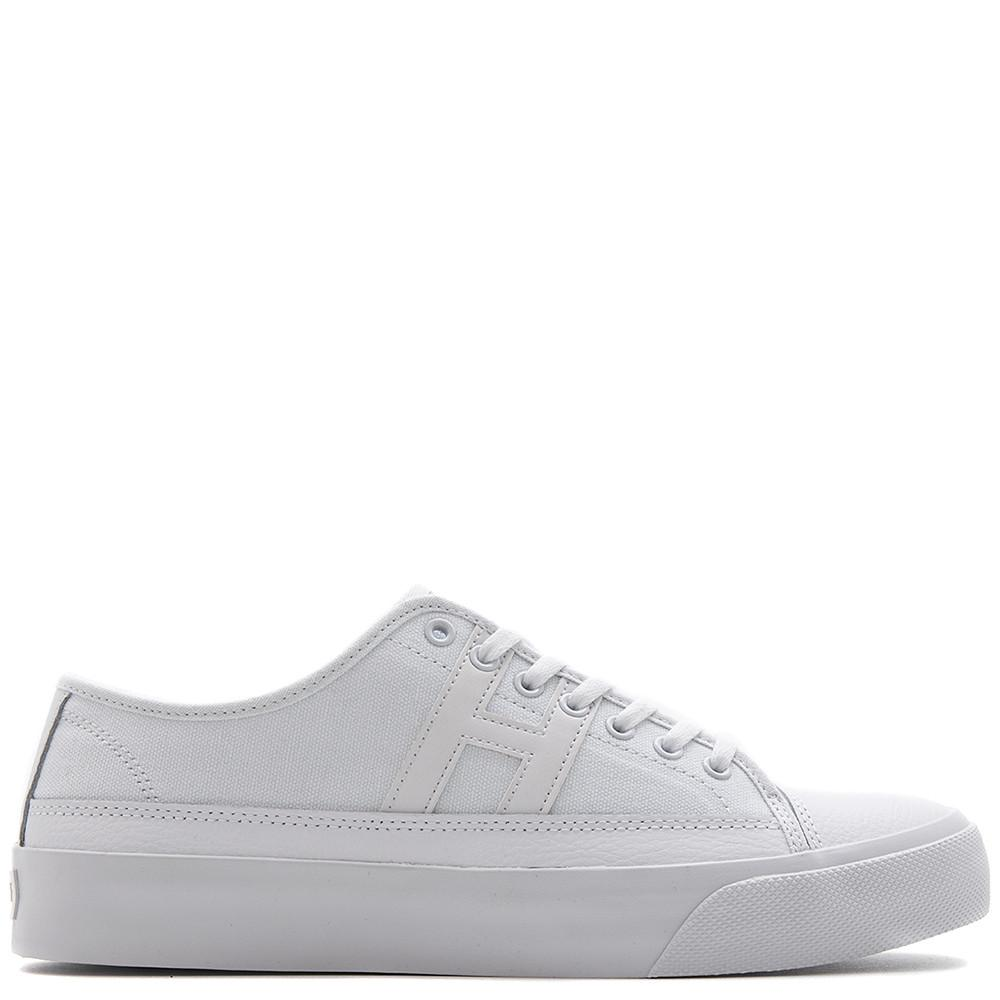 style code HUFVC00010SP17D2WHT. HUF HUPPER 2 LOW / WHITE