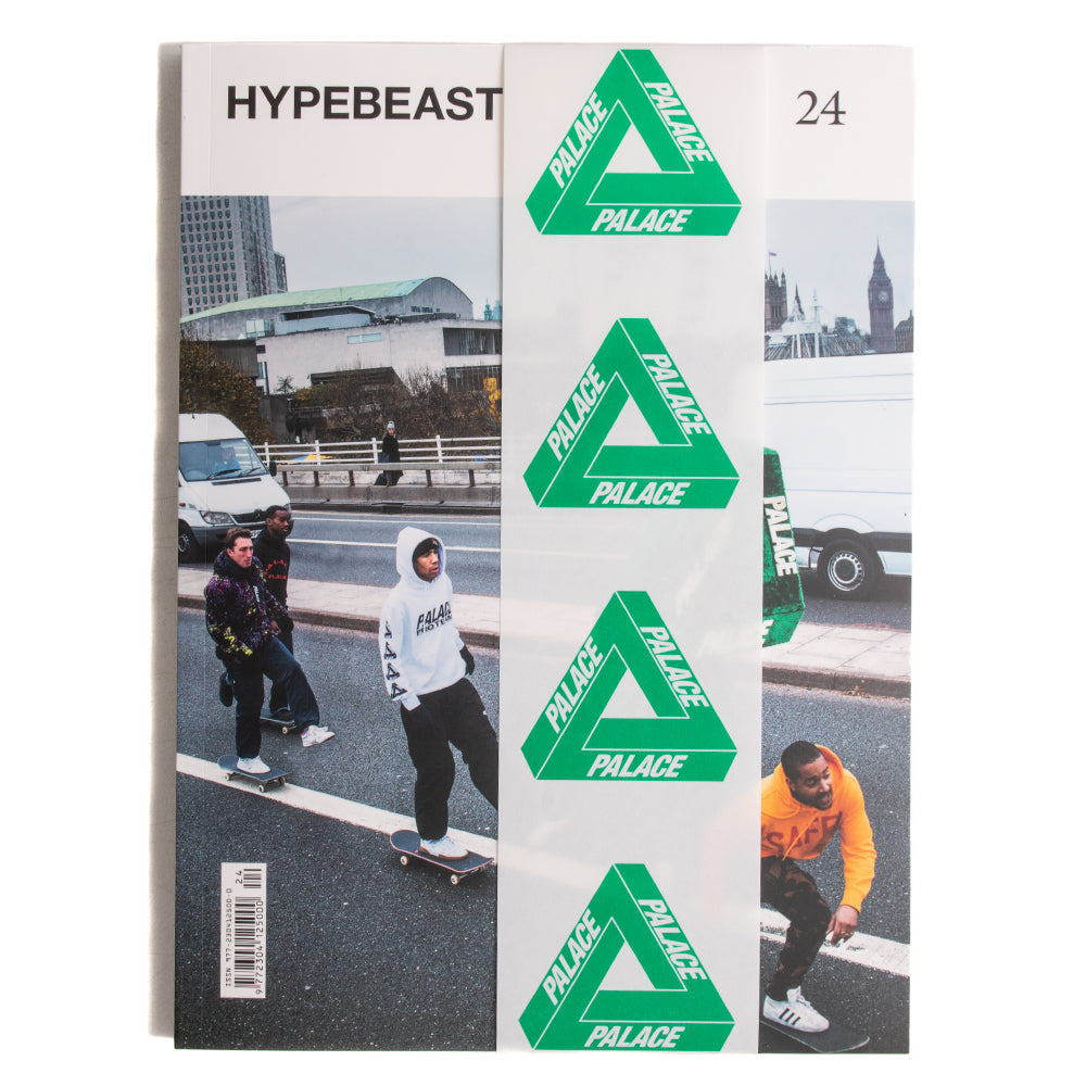 Hypebeast Magazine Issue 24 / The Agency Issue - Deadstock.ca