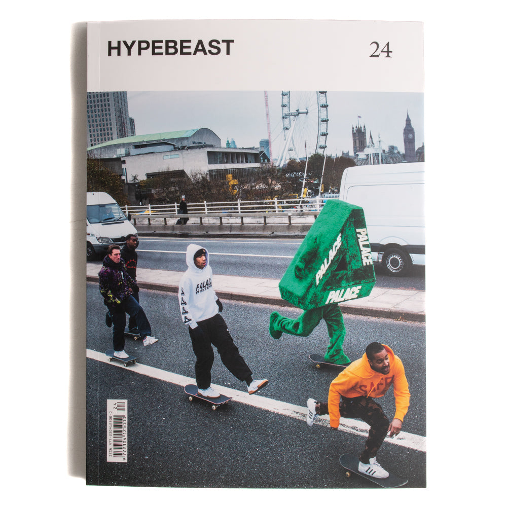 HYPEMAG24 Hypebeast Magazine Issue 24 / The Agency Issue
