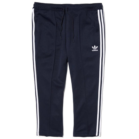 ADIDAS SUPERSTAR RELAX CROP TRACK PANT / LEGEND INK . style code BK3631