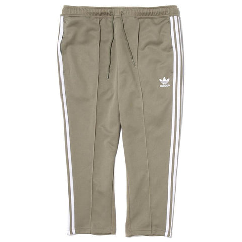 ADIDAS SUPERSTAR RELAX CROP TRACK PANT / TRACE CARGO - 1