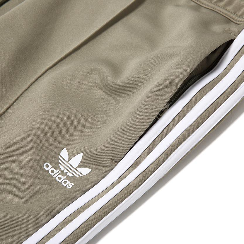 ADIDAS SUPERSTAR RELAX CROP TRACK PANT / TRACE CARGO . style code BK3628