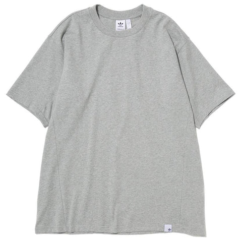 ADIDAS X BY O SS T-SHIRT / MEDIUM GREY HEATHER - 1