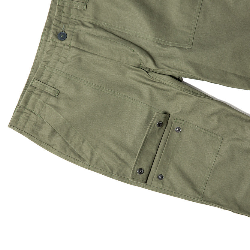 {ie FATIGUE PANT / OLIVE - 3
