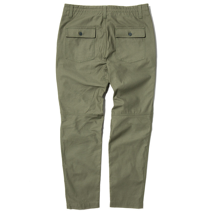 {ie FATIGUE PANT / OLIVE - 4