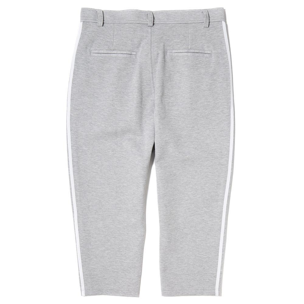 ADIDAS NYC TAPERED 7/8 PANT / MEDIUM GREY HEATHER