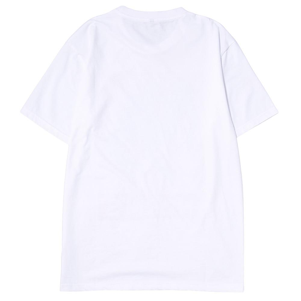 BY PARRA NORMS T-SHIRT / WHITE