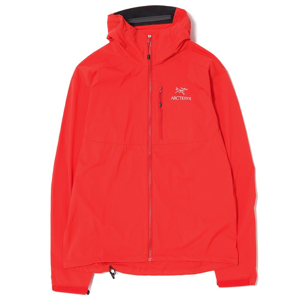 style code 13647SS17MAG. ARCTERYX squamish hoody / Magma