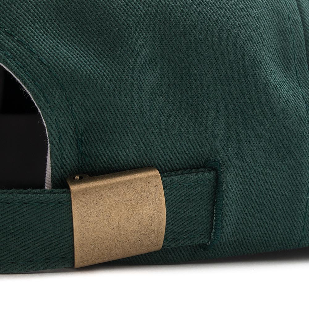 HUF SLANT 6 PANEL / DARK GREEN