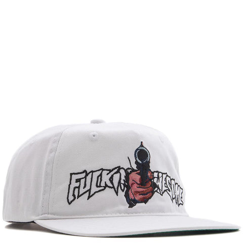 FUCKING AWESOME BREAKTHROUGH HAT / WHITE