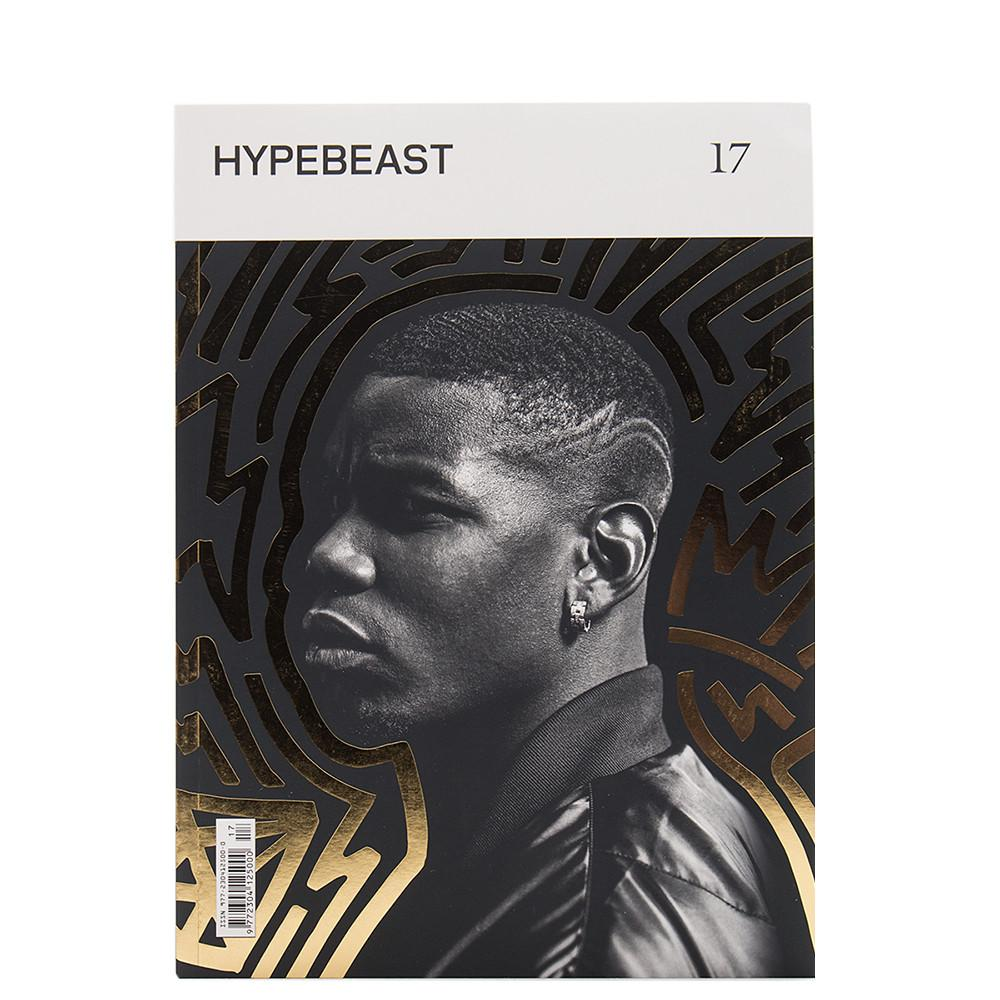 code HYPEMAG17. HYPEBEAST MAGAZINE 17: THE CONNECTION.