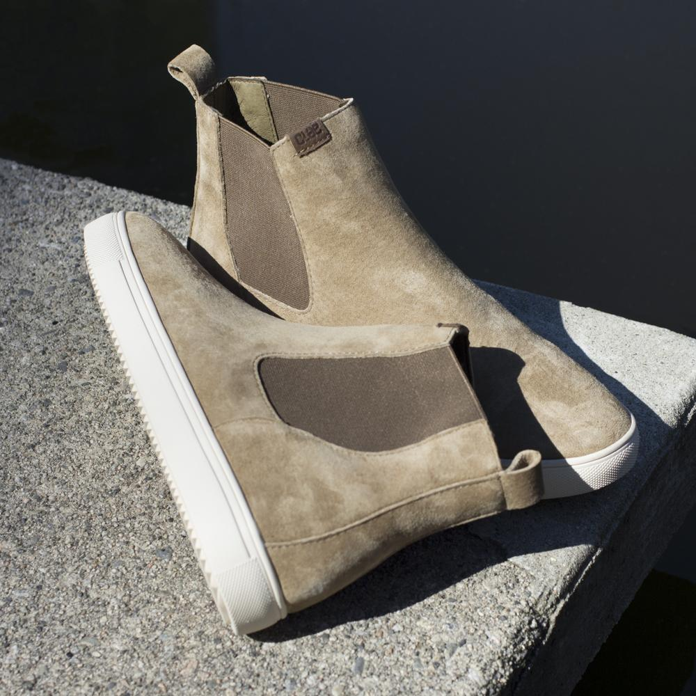 CLAE RICHARDS SP SUEDE / BUTTERSCOTCH