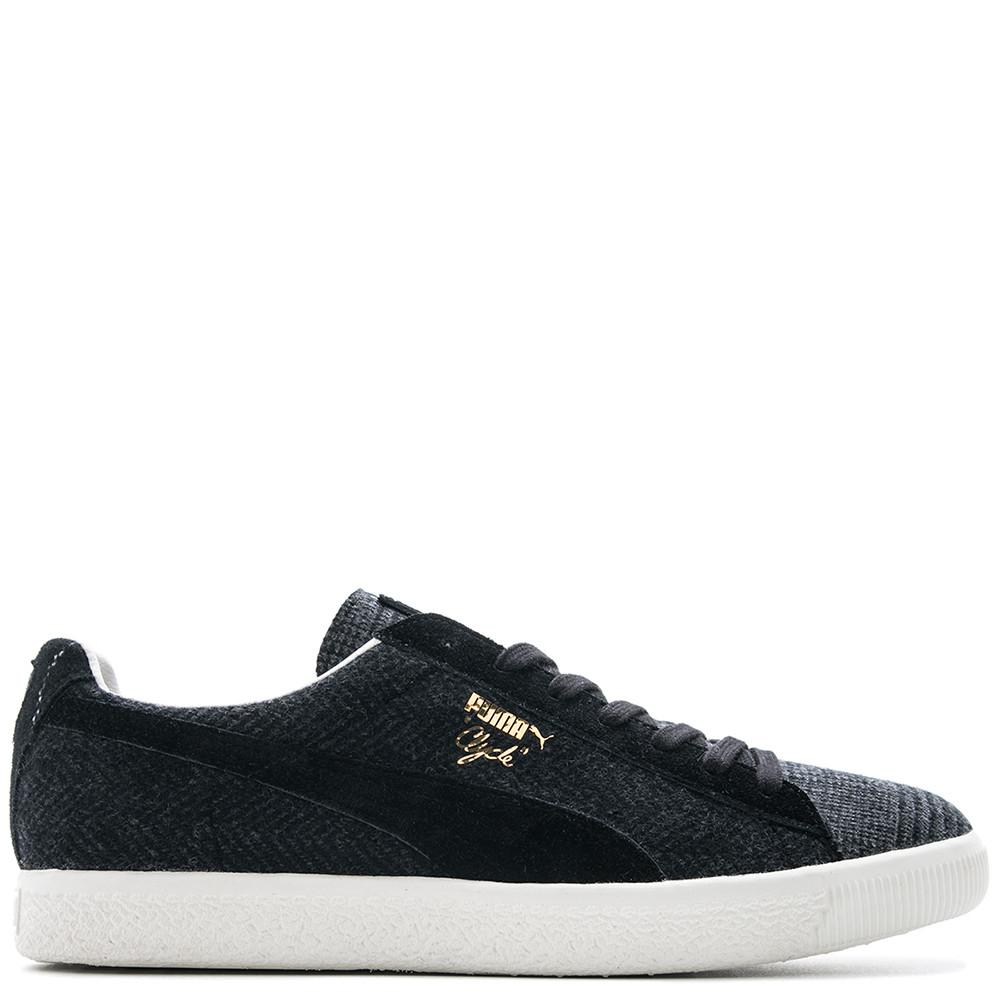 PUMA CLYDE X UNITED ARROWS & SONS / BLACK . style code 36356301