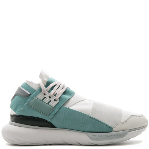 Y-3 QASA HIGH / CRYSTAL WHITE - 1