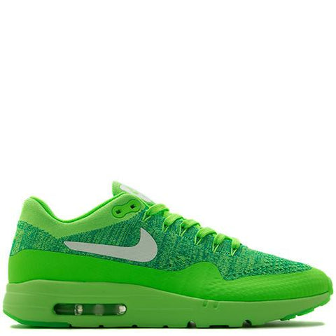 NIKE AIR MAX 1 ULTRA FLYKNIT / VOLTAGE GREEN - 1