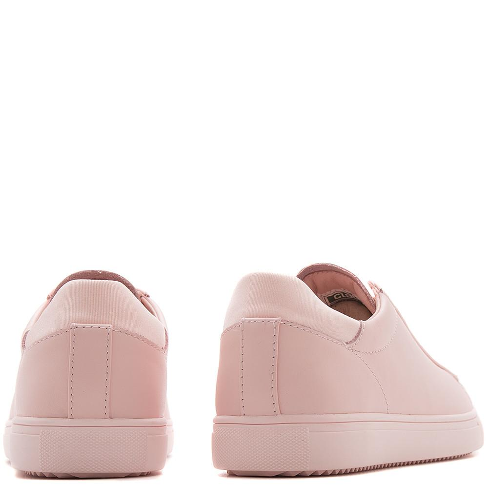 style code CLA01297SU17LPO. Clae Bradley / light pink oiled leather