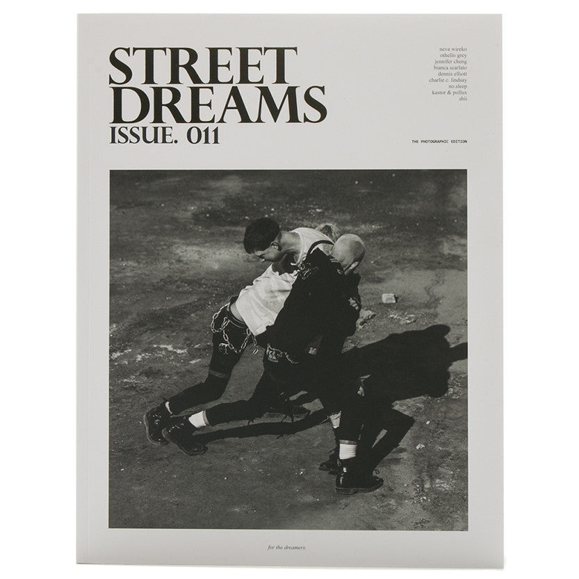 STREET DREAMS MAGAZINE / ISSUE 11. code SDISSUE11