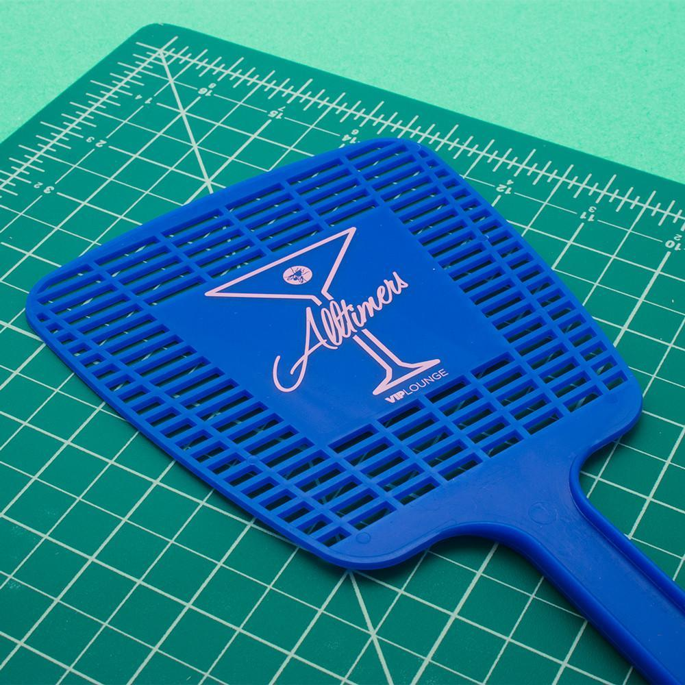 ALLTIMERS FLY SWATTER / BLUE
