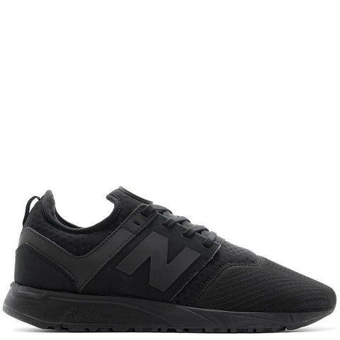 NEW BALANCE MRL247BK BLACK / BLACK - 1