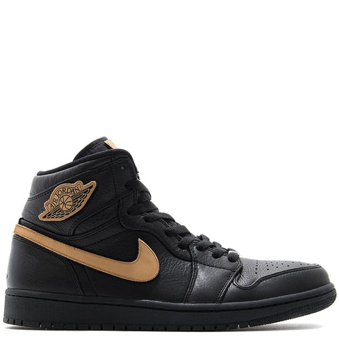 JORDAN 1 RETRO HIGH BLACK HISTORY MONTH / BLACK