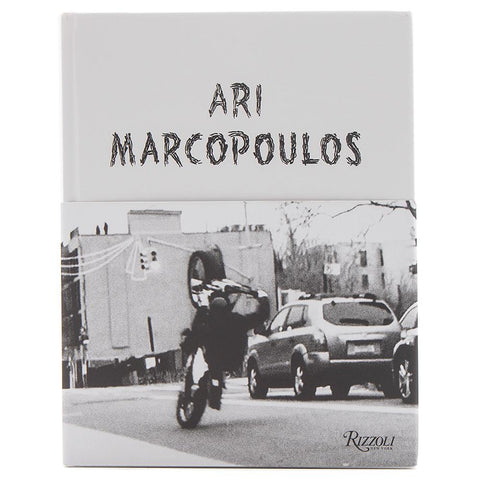 ARI MARCOPOULOS NOT YET