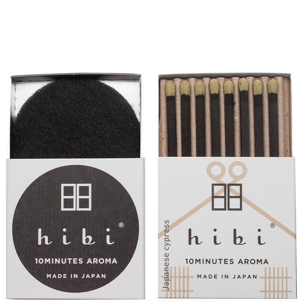 Hibi Japanese Fragrance / Japanese Cypress - 8 Sticks
