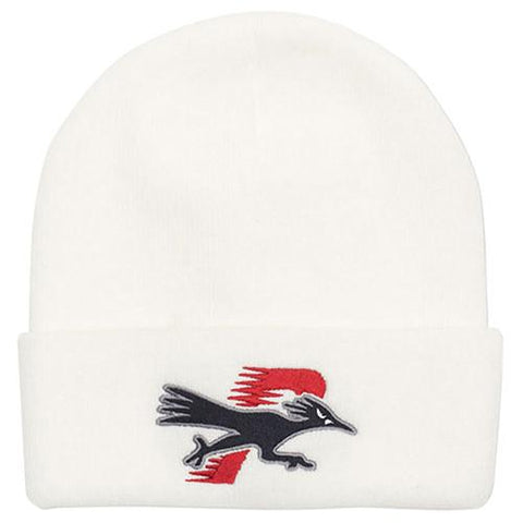 PALACE ROADRUNNER BEANIE / WHITE