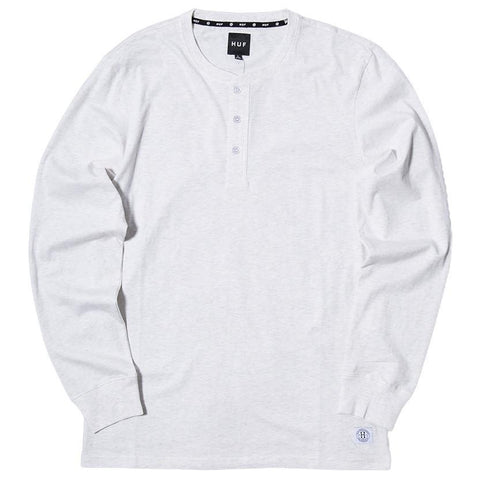 HUF THOMPSON HENLEY / WHITE HEATHER - 1