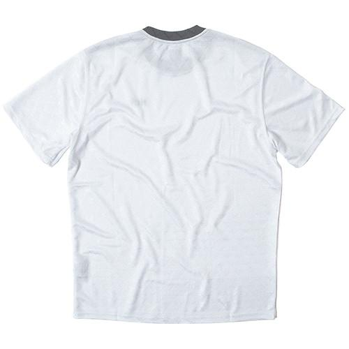 HUF TEAM TRIPLE TRIANGLE JERSEY / WHITE - 2