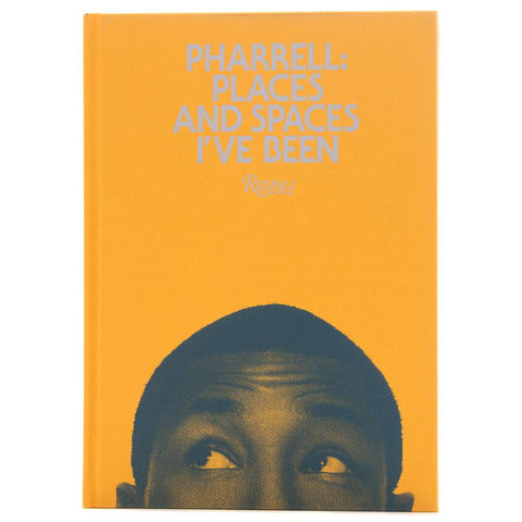 code LIVPUB18. PHARRELL: PLACES AND SPACES I'VE BEEN