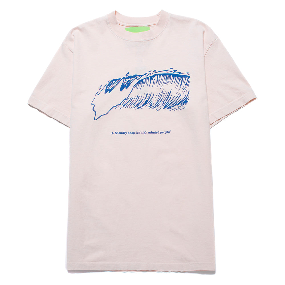 Mister Green Friendly Wave T-shirt / Natural