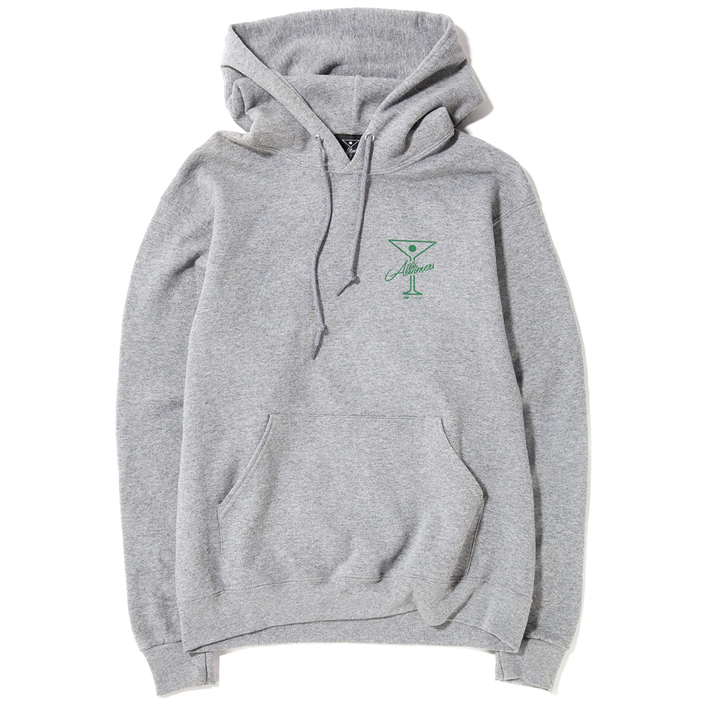 Alltimers League Player Hoody / Grey