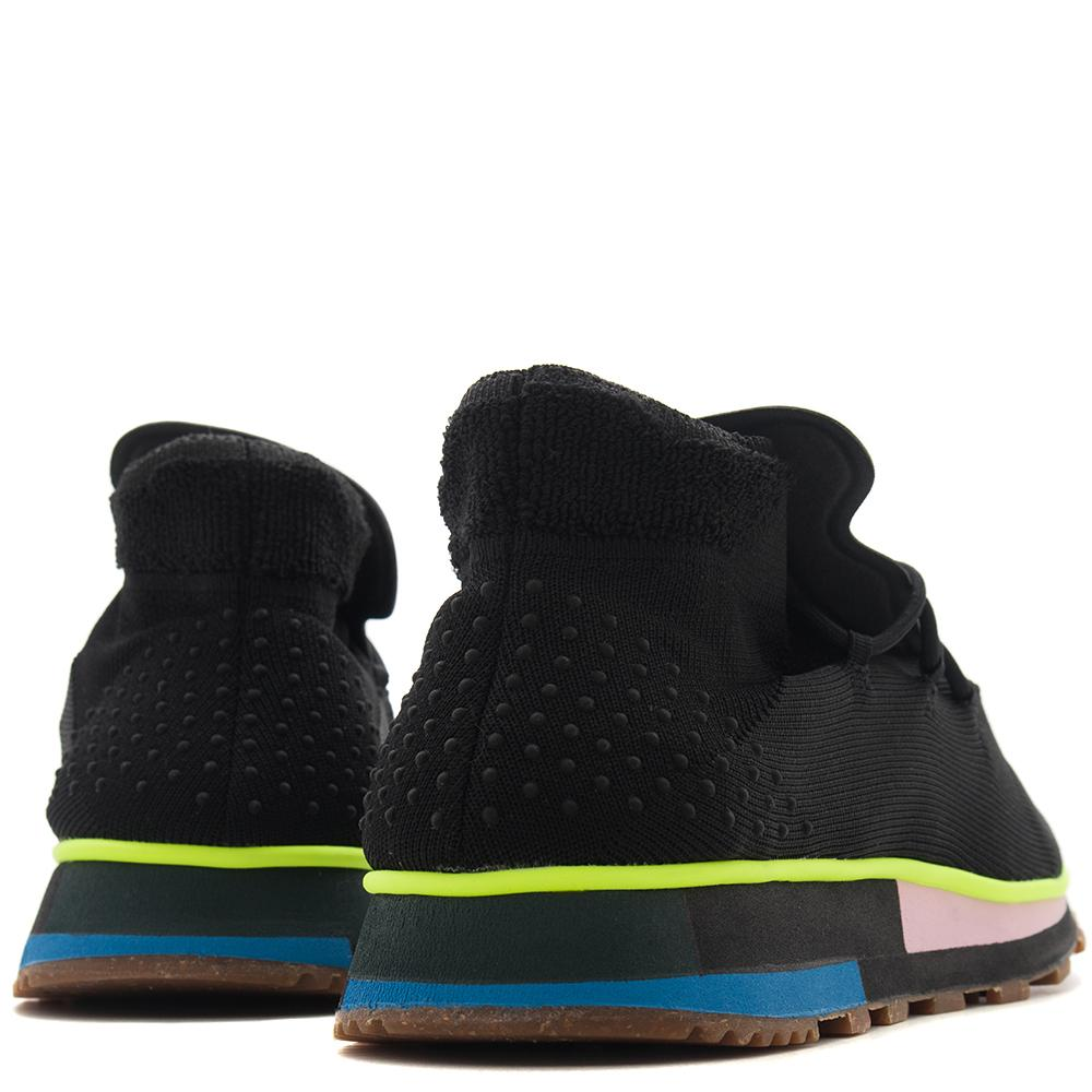 ADIDAS ORIGINALS BY ALEXANDER WANG RUN MID / BLACK