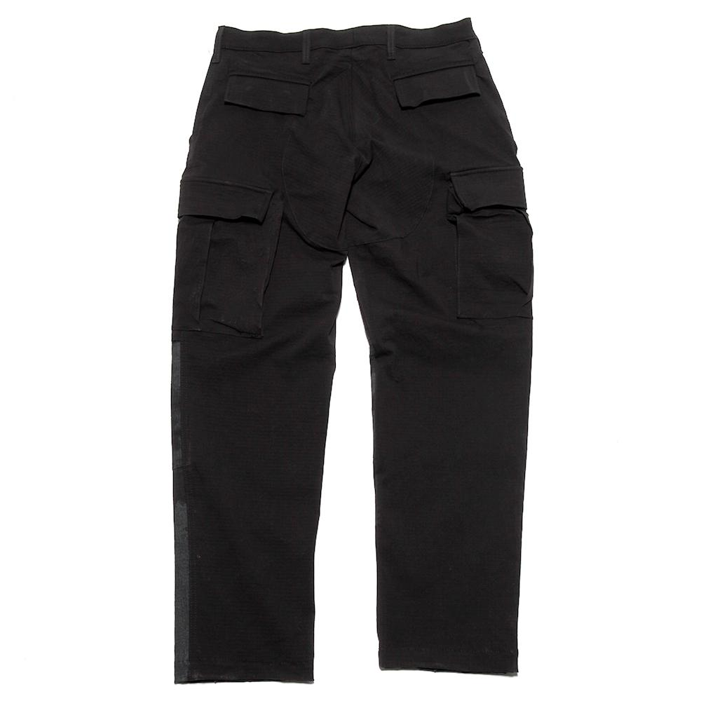 BABSP1906 Babylon Burning Palms Cargo Pants / Black