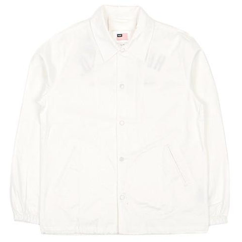 HUF MFG STATION JACKET / WHITE - 1
