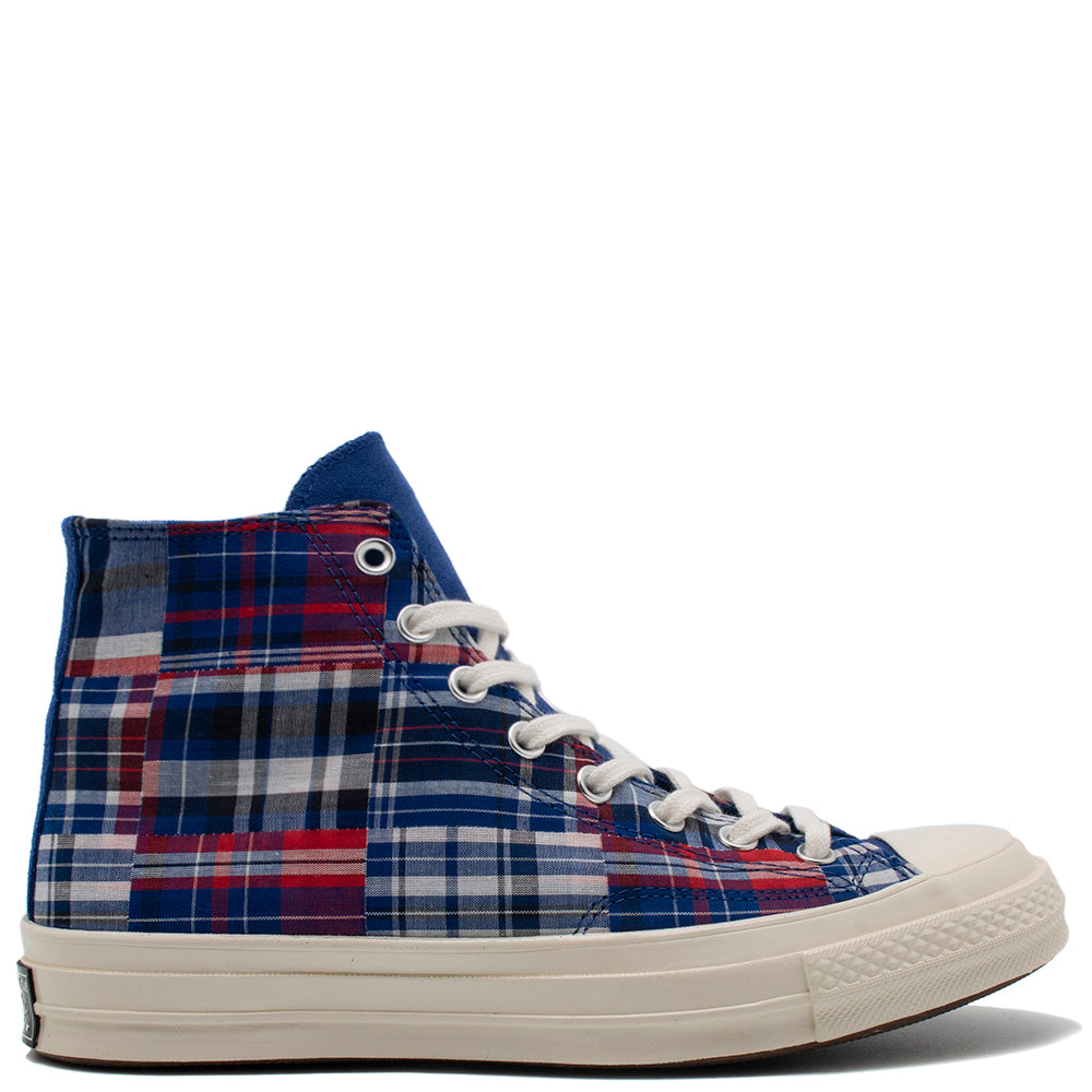 Converse Chuck 70 Hi Twisted Prep / Rush Blue