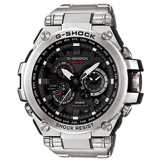 style code GS-MTGS1000D-1A4. G-SHOCK MTGS1000D-1A4 METAL TWISTED / SILVER