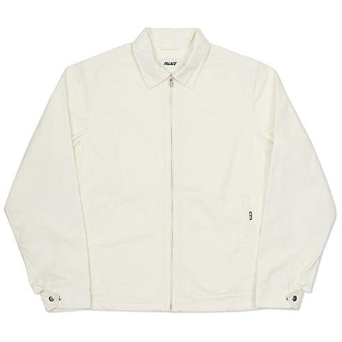 PALACE WORK JACKET / WHISPER WHITE - 1